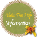 Gluten Free Help Information