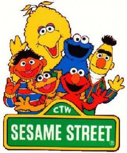 Today is the 40th Anniversary of Sesame Street!