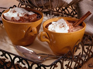 Gluten-Free Aztec Hot Chocolate