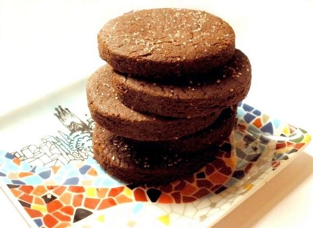 Gluten-Free Chocolate Shortbread Cookies | Gluten Free Help