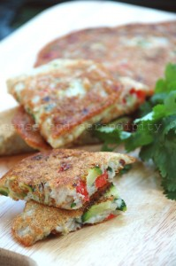Korean Gluten-Free AMAZING Pancakes