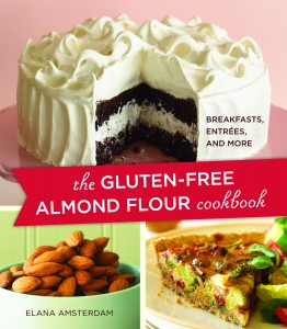 The Gluten-Free Almond Flour Cookbook by Elana Amsterdam