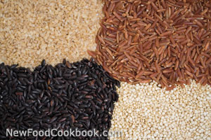 Ancient Grains-New Trend For Gluten-Free Baking- Leslie Cerier