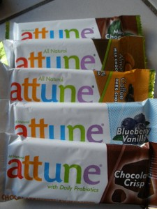 Lucky Winners of the Attune Giveaway of May!
