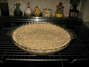 "Amazing ""Nut Crust"""
