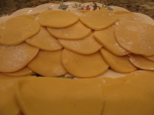 Gluten-Free Homemade Ravioli – without a machine