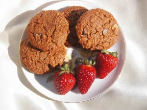 Food Company Review: Natasha's Health Nut Cookies