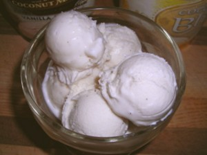 Purely Decadent ® Coconut Milk Ice Cream