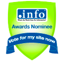 This Gluten-Free Website Is A Nominee With Only 9 Others for Best Website Out of 6.5 Million Others!