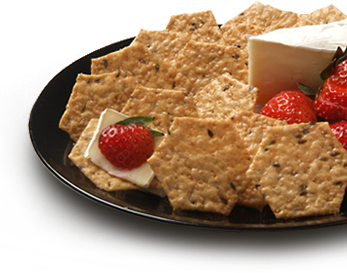 Crunch master crackers