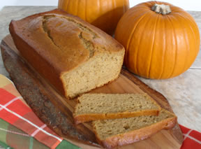 PUMPKIN BREAD OR MUFFINS