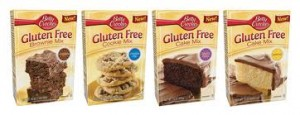 Betty Crocker Publishes Gluten-Free Recipe Book