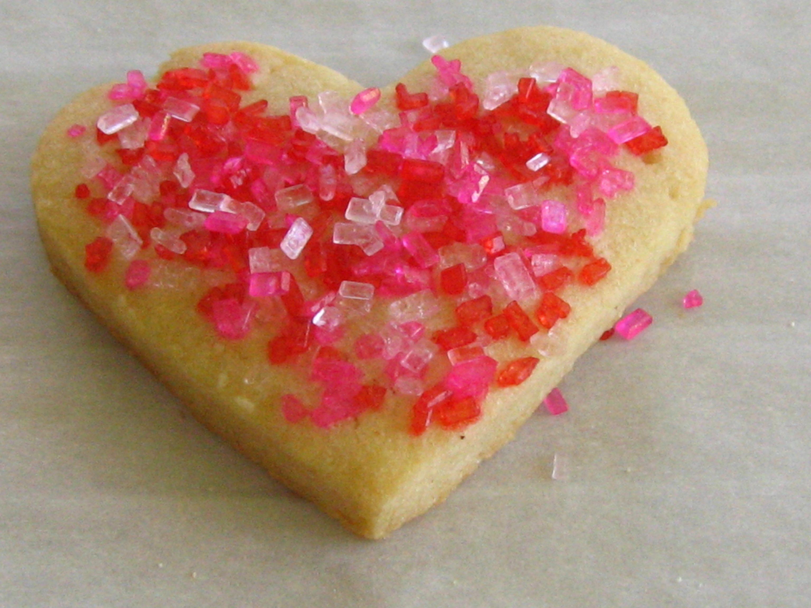 Gluten Free Sugar Cookie Cut-Outs – Valentine's Day Recipe ...