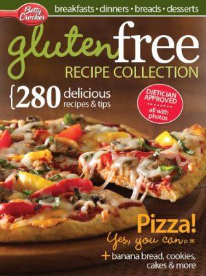 Betty crocker publishes gluten free recipe book gluten free help click forumfinder Choice Image