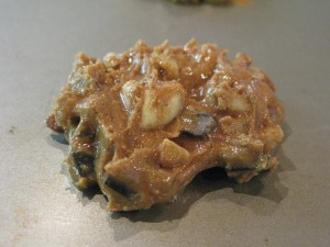 Gluten-Free, Grain-Free Cashew Butter Cookies