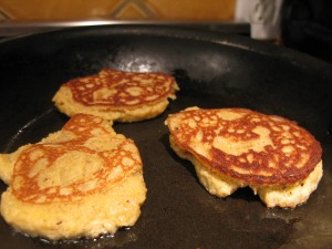 Simple Gluten-Free, Grain-Free Pancakes
