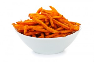 Gluten-Free, Grain-Free Sweet Potato Fries