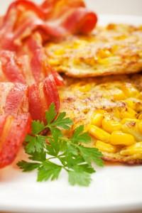Amazing Gluten-Free Corn Sheet Fritters