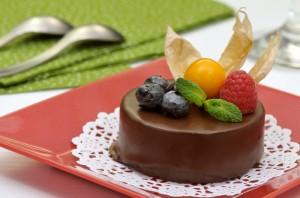 GF Flourless Chocolate cake