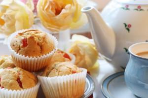 Gluten-Free Apricot Muffins