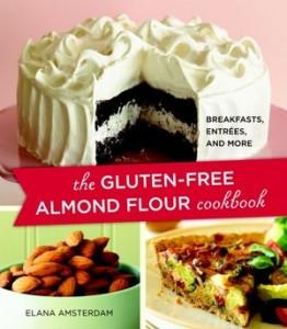 Lucky winners of the Gluten-Free ALMOND FLOUR Cookbook!