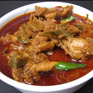 Gluten Free Chicken Curry