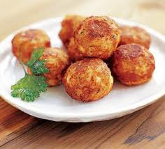 Gluten-Free Crab Fritters