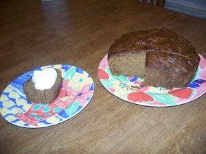 Mr. Ritts Gluten-Free Ginger Bread