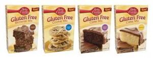 Betty Crocker Publishes Gluten-Free Recipe Book