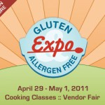 Gluten and Allergen Free Expo Chicago- April29th- May 1st-2011