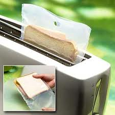 Avoid Cross-Contamination of Gluten with Toast-It Bags