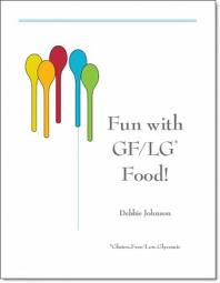 Fun with GF/LG Food by Debbie Johnson – eBook Review