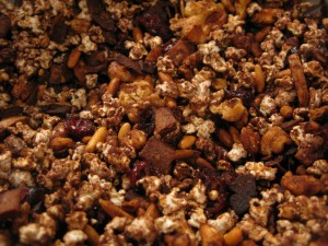Just Poppin Maple Sorghum Kashi